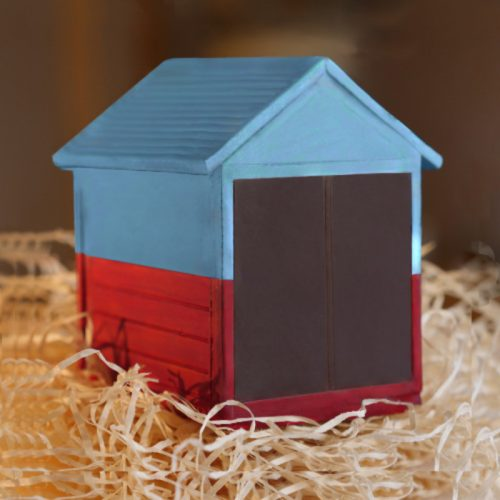 Brighton Beach Huts - Create Your Own