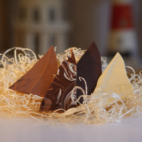 Bags of Chocolate Shards