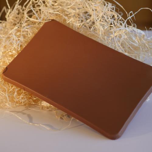 500g big bar milk chocolate tablet
