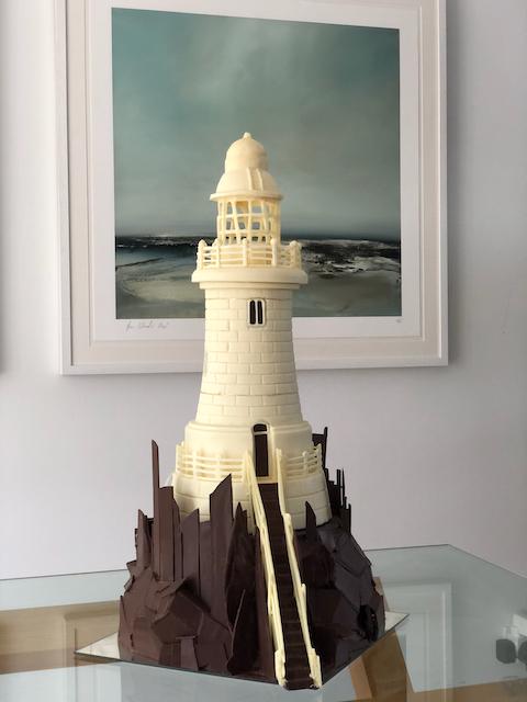 Corbiere lighthouse au naturale
